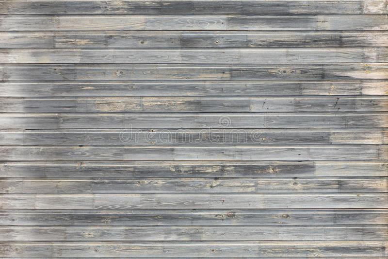 Fundo de madeira vestido Grunge das pranchas imagem de stock