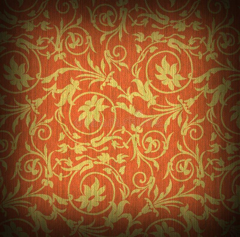 Fundo de matéria têxtil ilustração do vetor