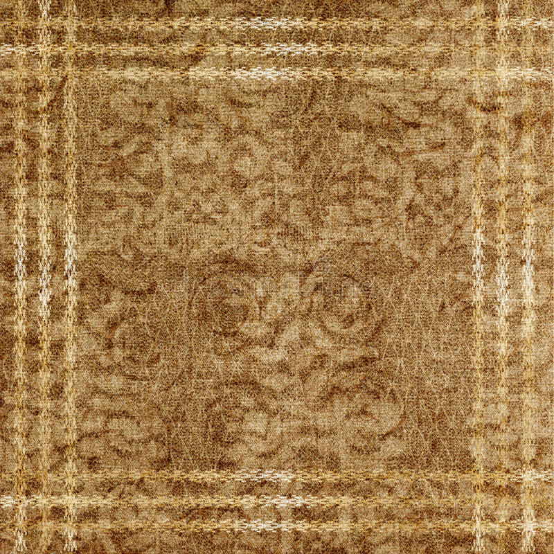 Fundo de matéria têxtil do vintage foto de stock