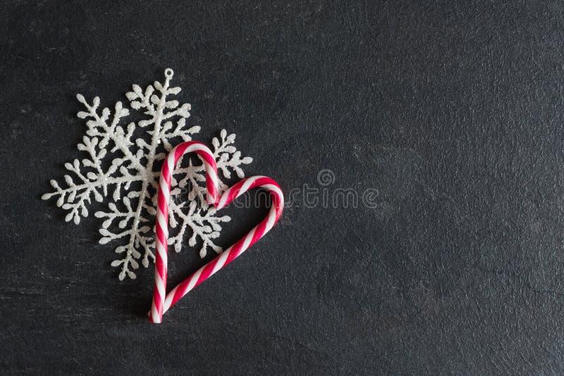 Fundo de Natal com decorações fotos de stock royalty free