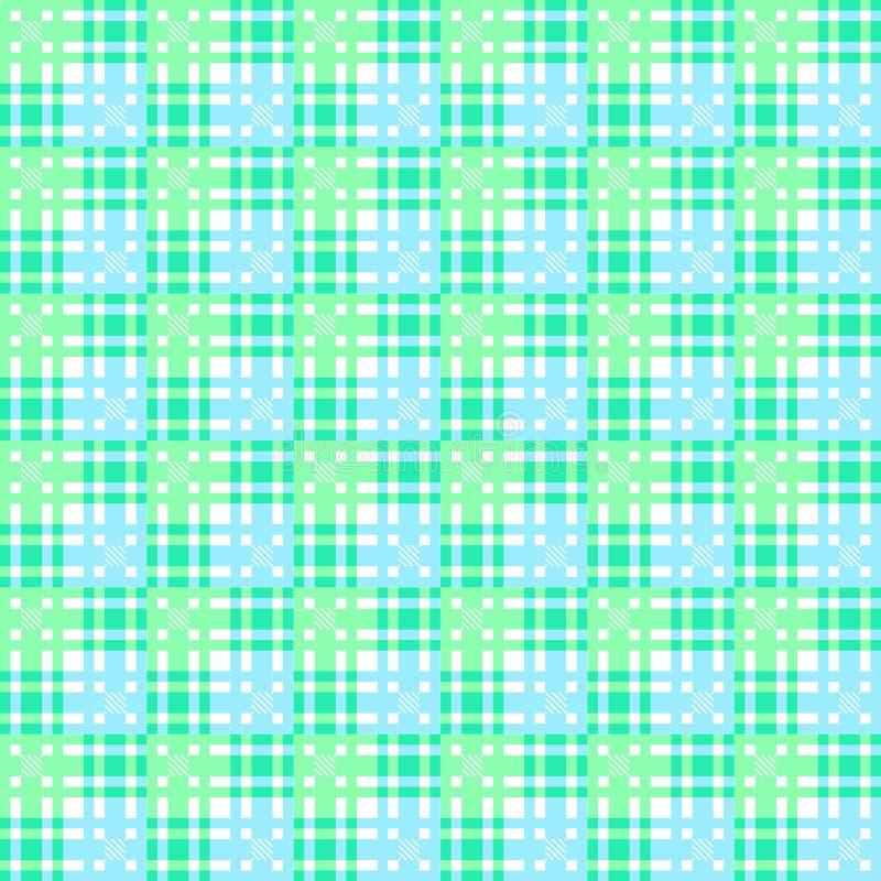 Fundo de pano de tabela, projeto abstrato geométrico Bitmap da ilustração imagem de stock royalty free