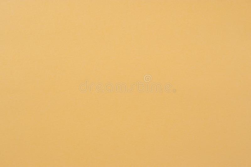Fundo de papel amarelo, papel colorido fotografia de stock