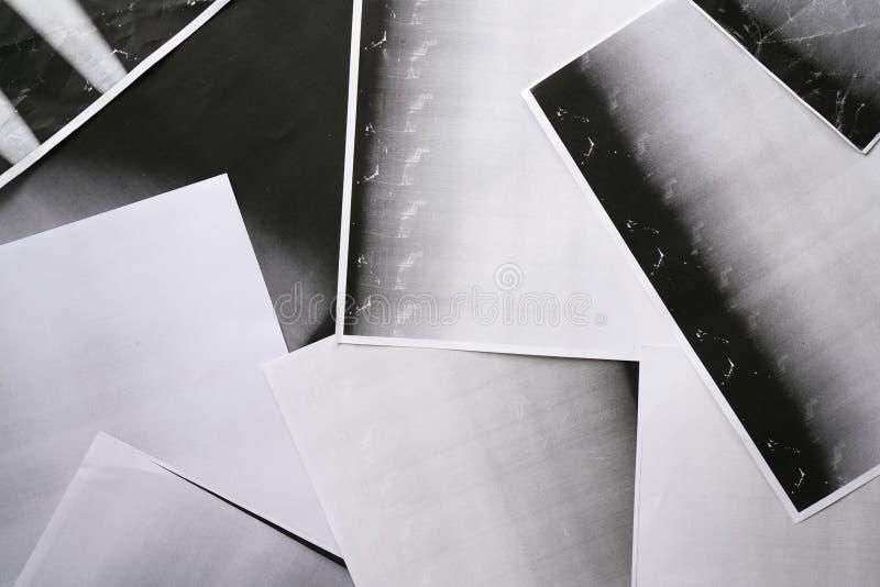 Fundo de papel da textura da fotocópia fotos de stock royalty free