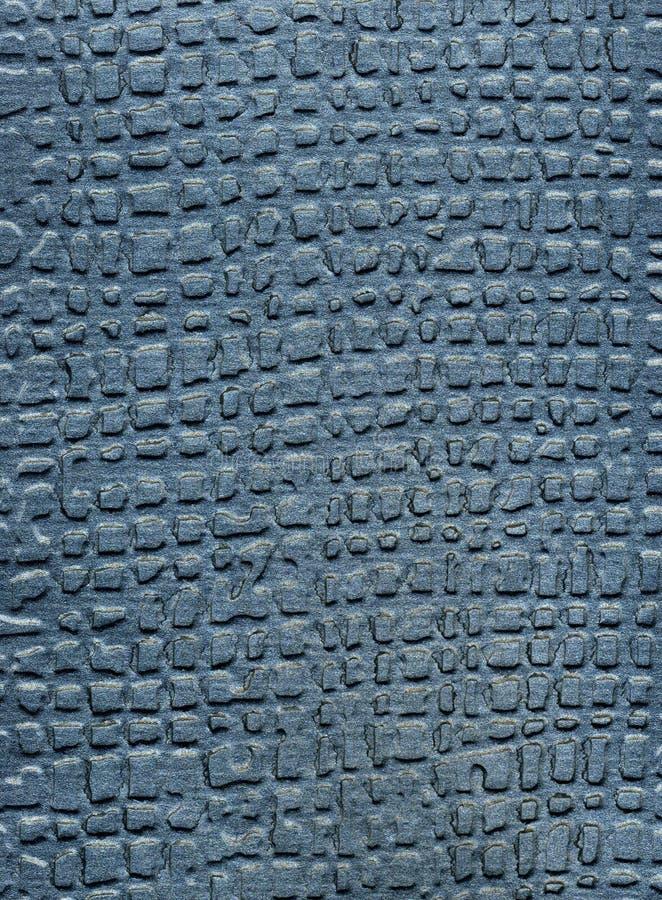 Fundo de papel metalizado cinza imagem de stock