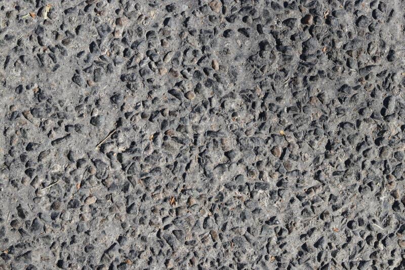 Fundo de pedra do asfalto de rocha fotos de stock