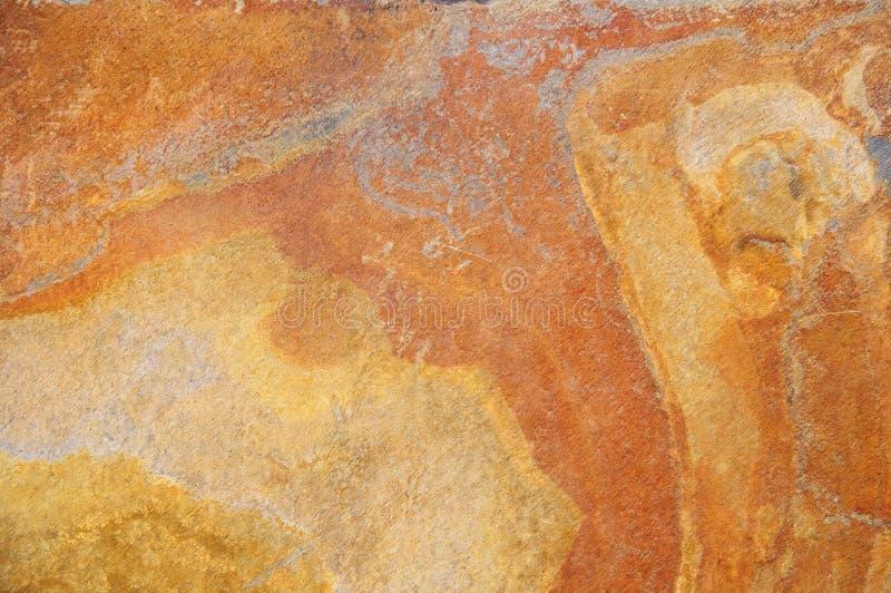 Fundo de pedra natural colorido foto de stock