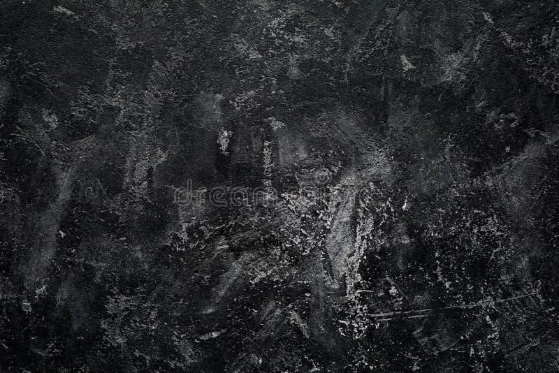 Fundo de pedra preto da textura fotos de stock