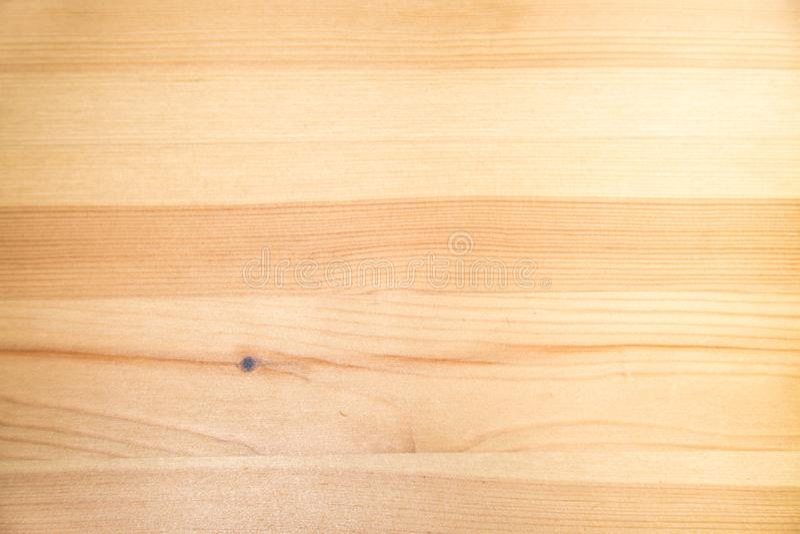 Fundo de pinheiro castanho com nós de estrutura clara de madeira Fundo, estruturas fotos de stock