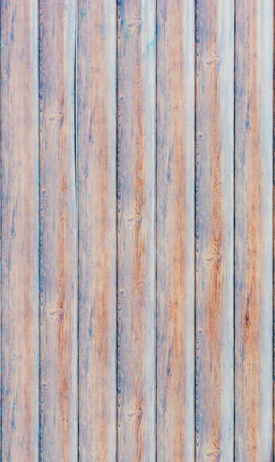 Fundo de placas horizontais marrons idosas Contexto bonito, material natural imagens de stock