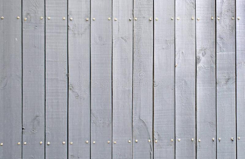 Fundo de placas de madeira cinzentas fotografia de stock