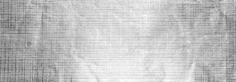 Fundo de prata abstrato panorâmico da folha de alumínio fotografia de stock royalty free