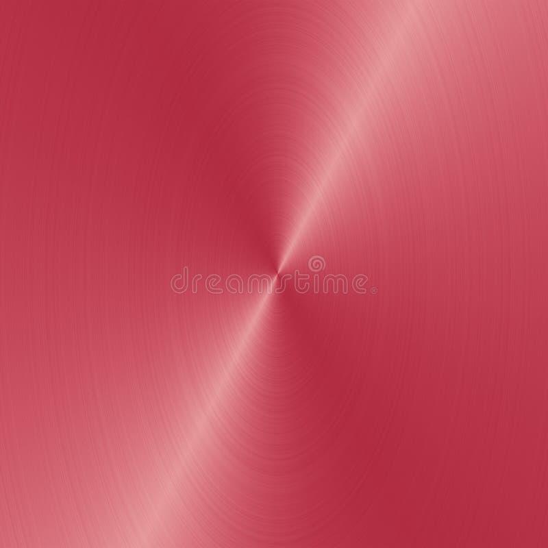 Fundo de Rose Gold Foil, textura de Rose Gold, papel de parede da folha de Rose Gold Papel de parede metálico para imprimir, proj ilustração royalty free