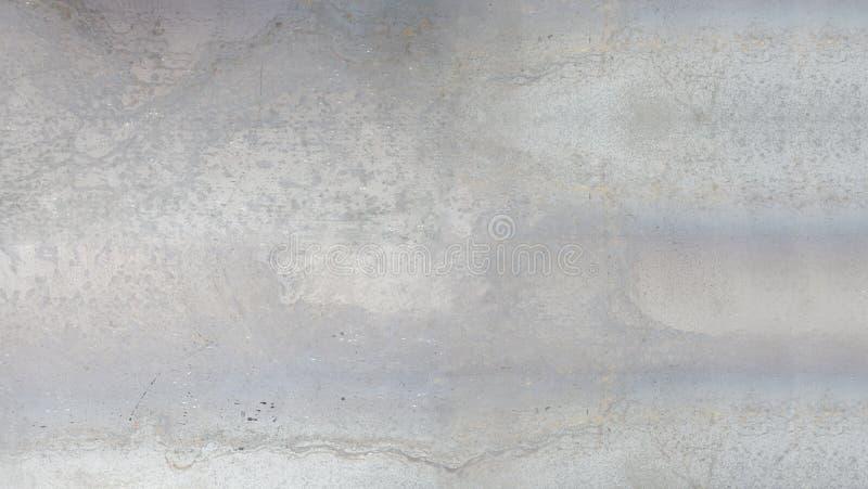 Fundo de superfície de aço inoxidável modelado prata ilustração stock
