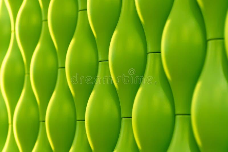 Fundo de telhas de mosaico ovais Assoalho de mosaico no estilo natural imagem de stock