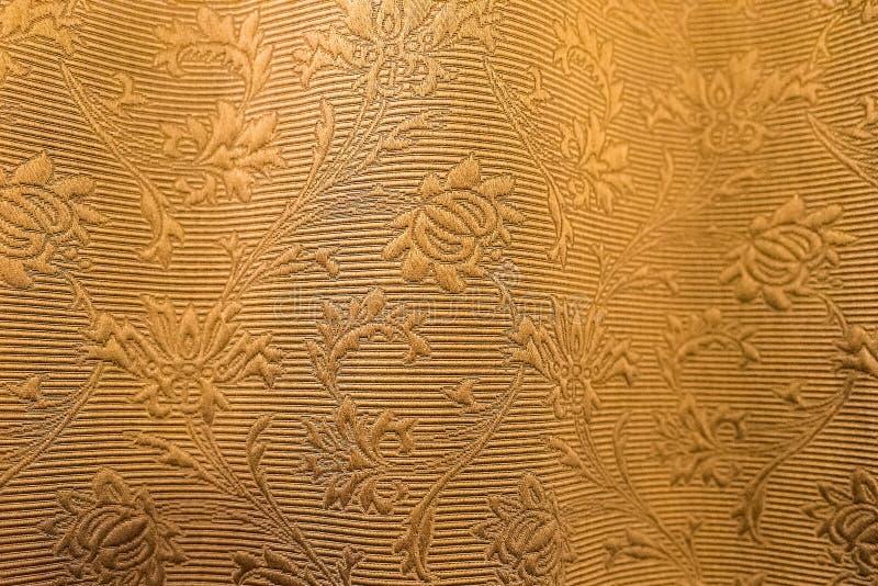 Fundo de uma cortina textured imagens de stock