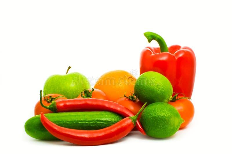 Fundo de Vegeterian foto de stock