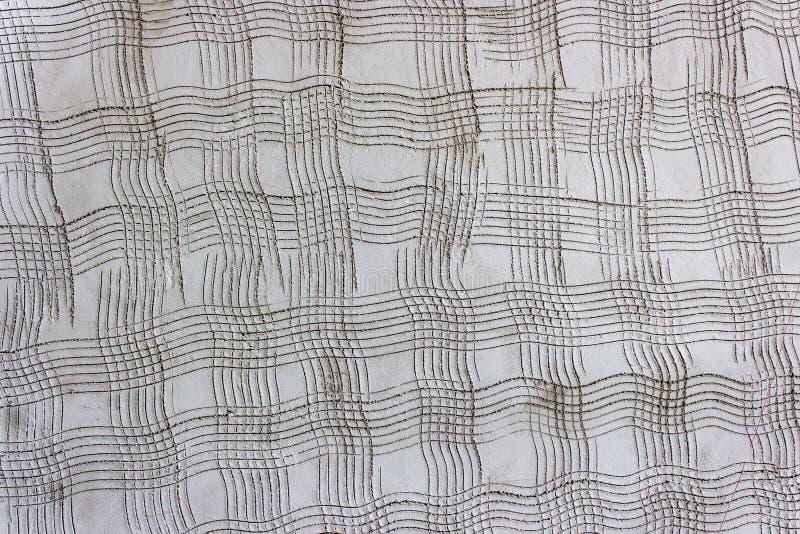 Fundo desencapado da textura do almofariz, fundo da parede do cimento fotos de stock royalty free