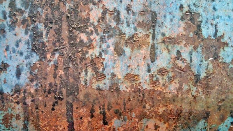 Fundo, detalhes do metal e texturas fotografia de stock