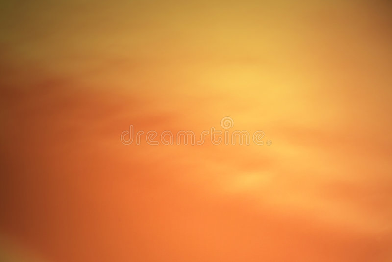 Fundo do amarelo alaranjado foto de stock royalty free