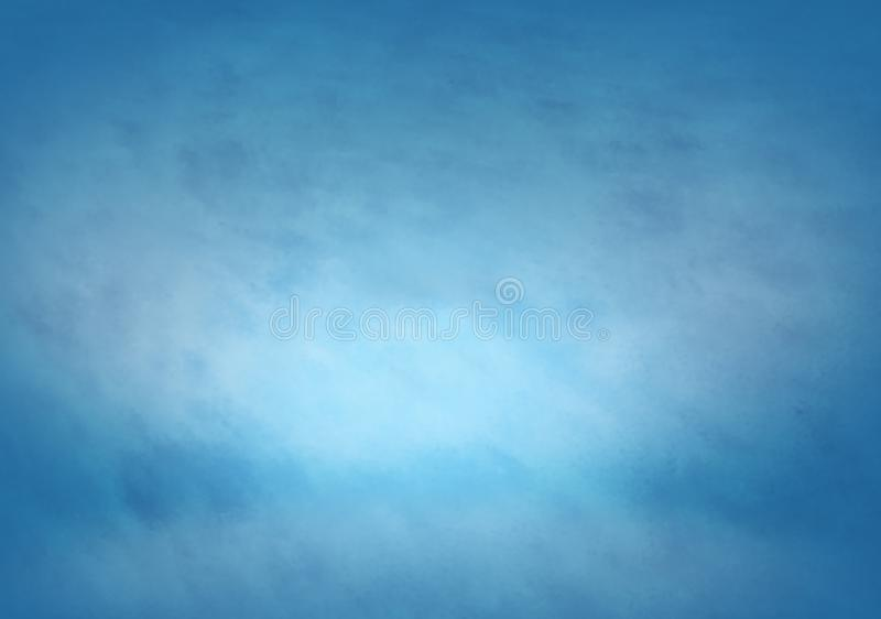fundo do azul de gelo, gelo da textura ilustração royalty free