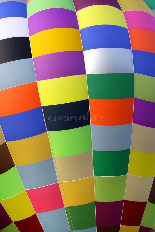 Fundo do balão de ar quente fotografia de stock royalty free