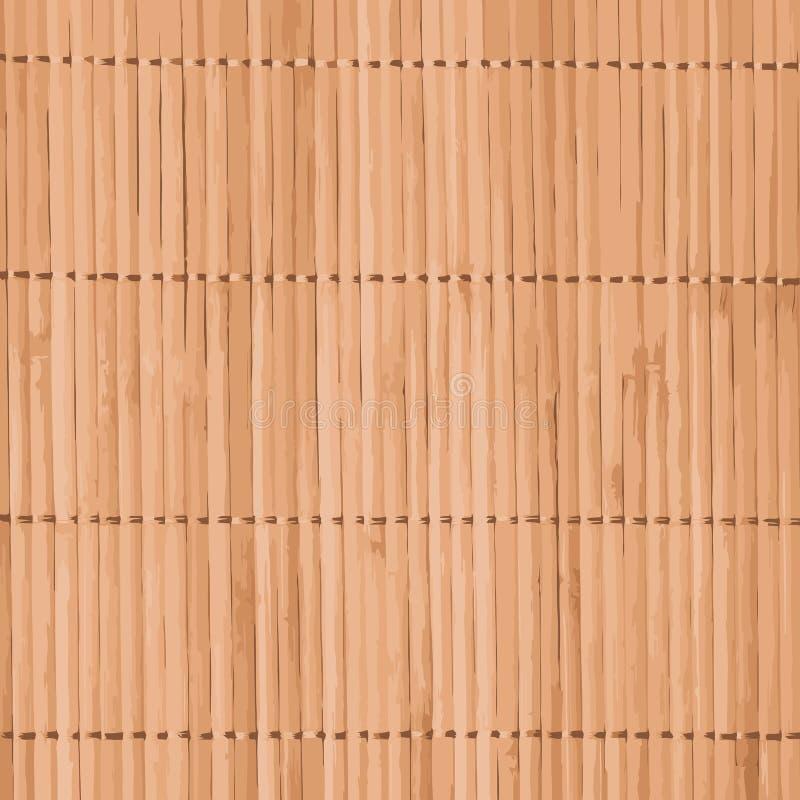 Fundo do bambu do vetor ilustração royalty free