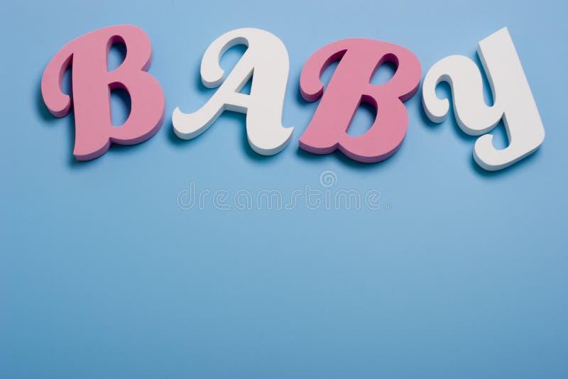 Fundo do bebê imagens de stock royalty free