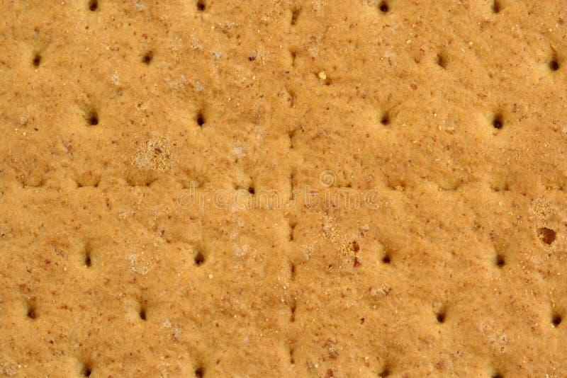 Fundo do biscoito de Graham imagens de stock royalty free
