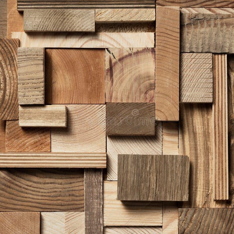 fundo do bloco de madeira imagem de stock royalty free