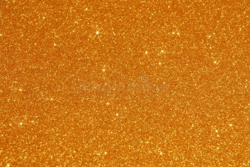 Fundo do brilho do ouro - foto conservada em estoque fotos de stock royalty free