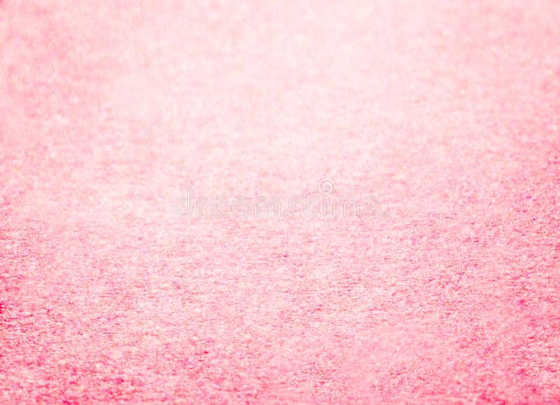 Fundo do brilho do rosa do ano novo do Natal Tela abstrata da textura do feriado Elemento, flash fotografia de stock royalty free