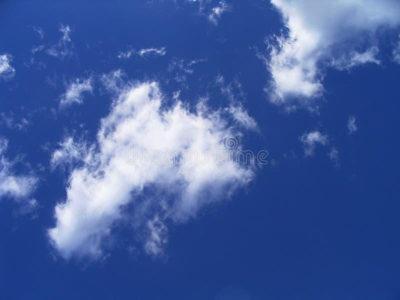Fundo do céu imagens de stock