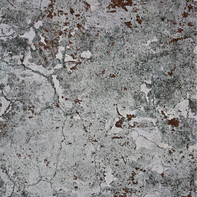 Fundo do cinza da textura da parede de Grunge foto de stock royalty free