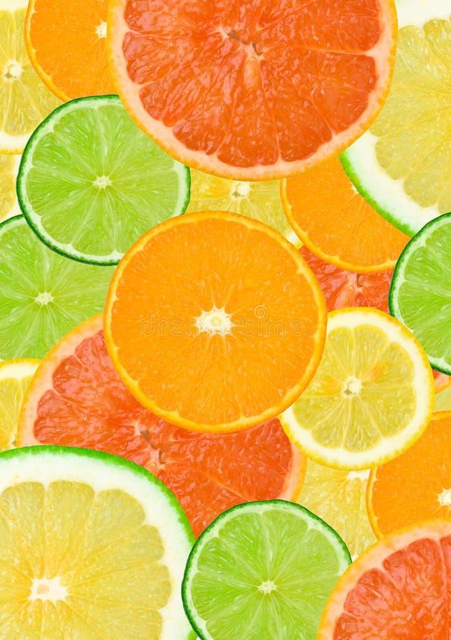 Fundo do citrino imagens de stock royalty free