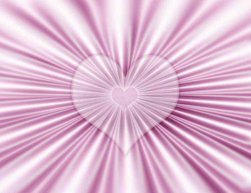 Download Fundo do coração ilustração stock. Ilustração de fundo, sangue - 51958