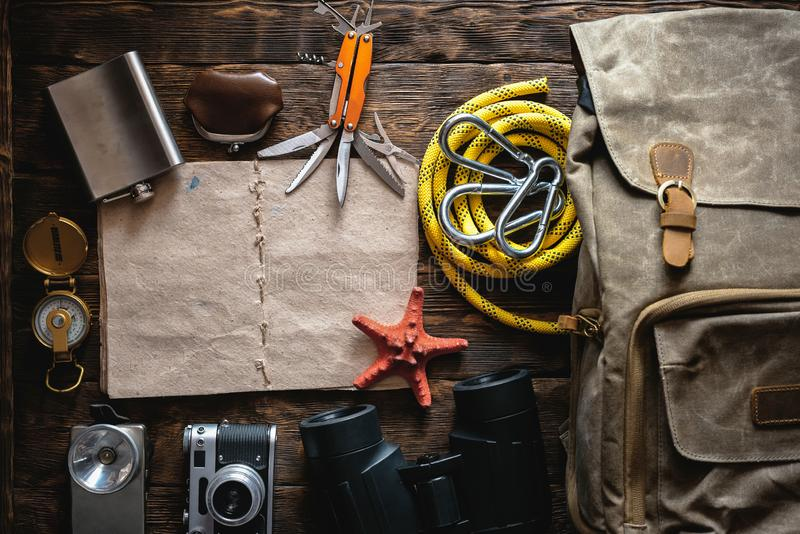Fundo do curso ou da aventura fotografia de stock