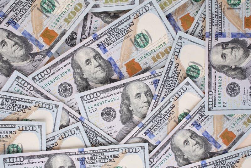 Fundo do dólar do dinheiro para seu uso imagens de stock