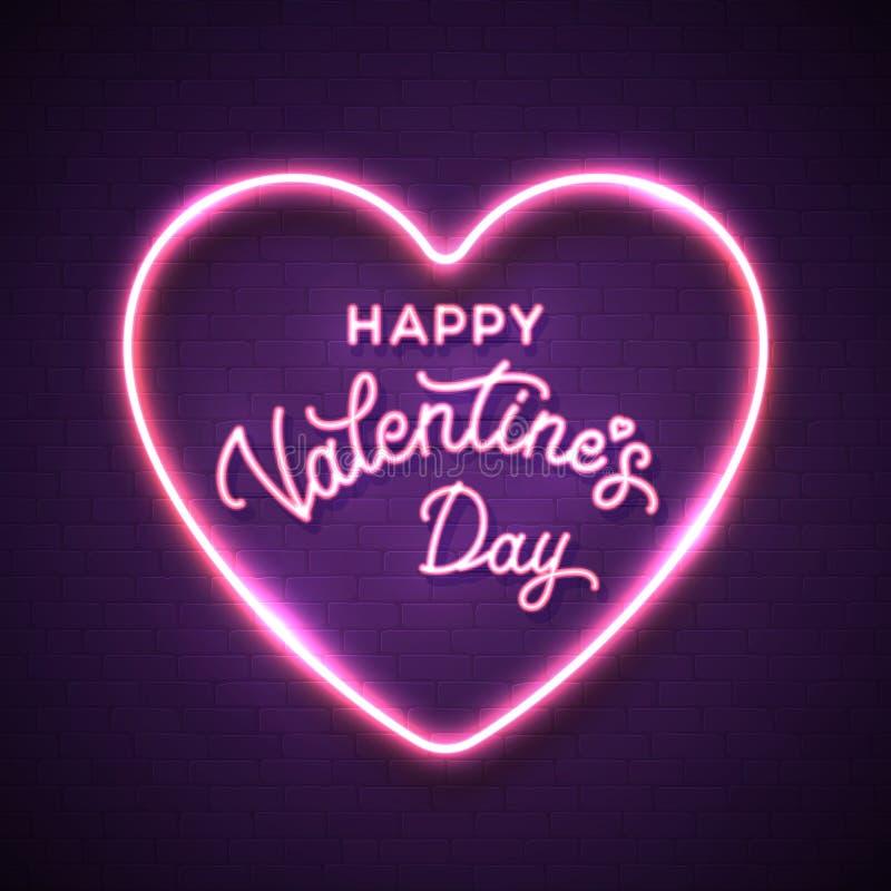 Fundo do dia de Valentim Cartão romântico ilustração stock