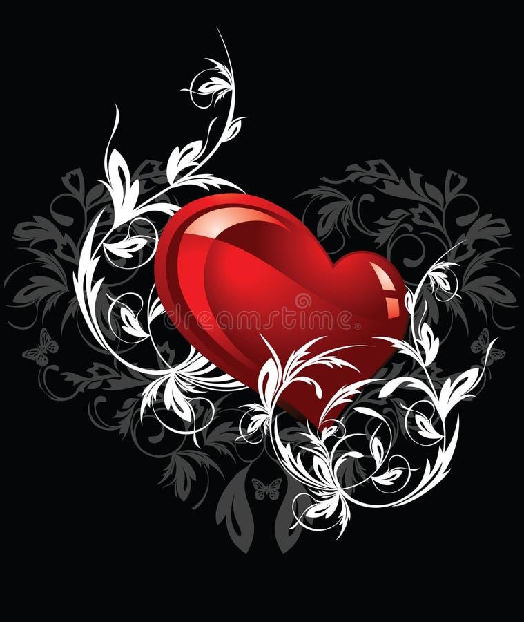 Fundo do dia dos Valentim fotografia de stock