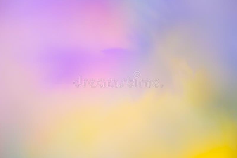 Fundo do efeito da luz, fundo claro abstrato, escape claro foto de stock