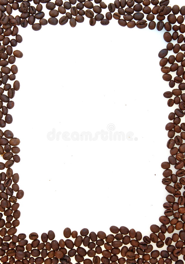 Fundo do feijão de café imagens de stock