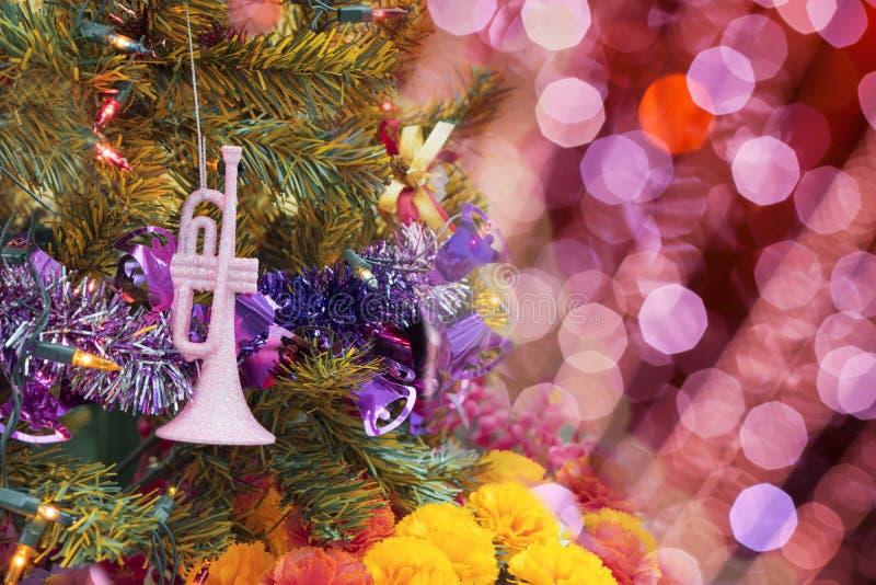 Fundo do feriado do Natal, fundo da tabela do Natal com de fotografia de stock royalty free