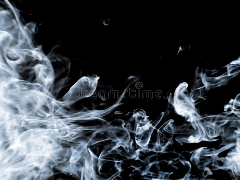 Fundo do fumo foto de stock royalty free