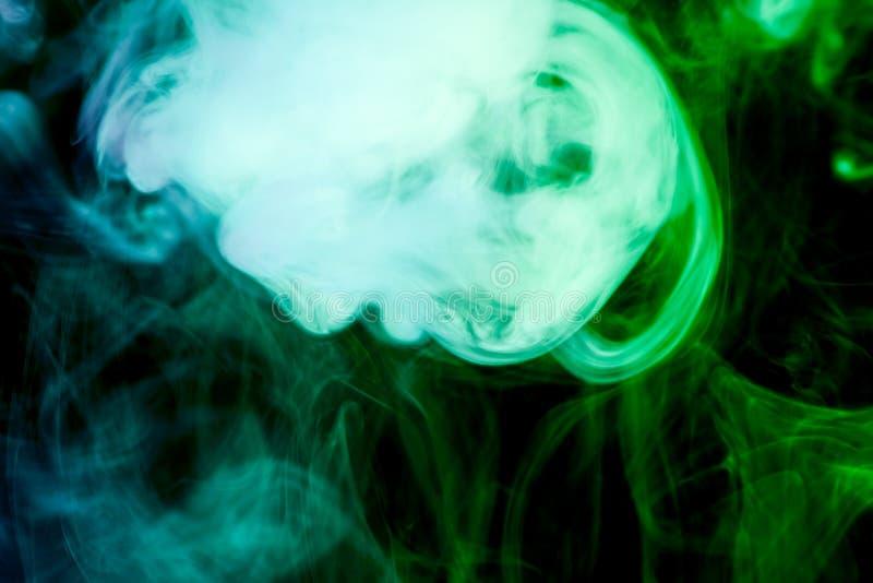 Fundo do fumo do vape imagens de stock royalty free