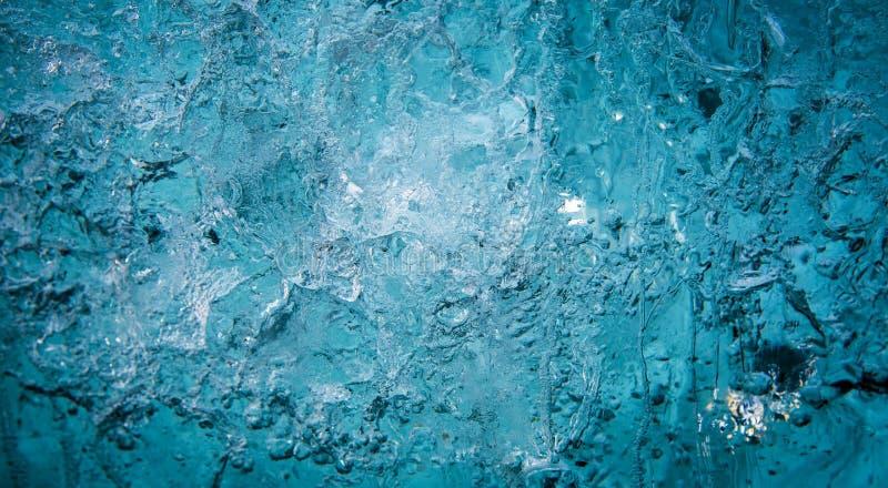 Fundo do gelo foto de stock royalty free