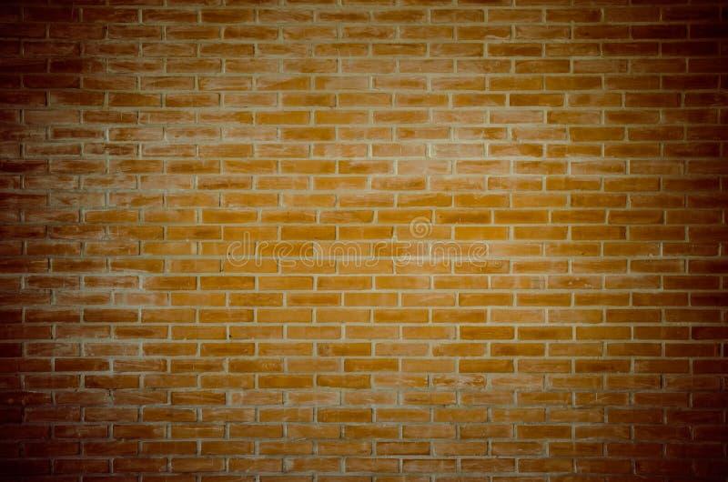 Fundo do grunge da textura da parede de tijolo vermelho fotografia de stock royalty free