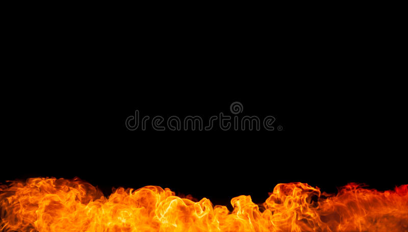 Fundo do incêndio fotografia de stock royalty free