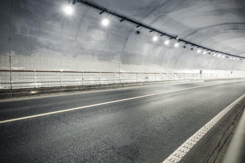 Fundo do interior do túnel imagem de stock royalty free