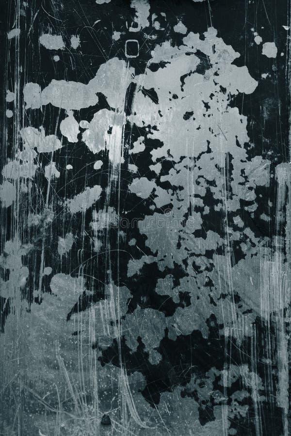 Fundo do metal de Grunge fotografia de stock