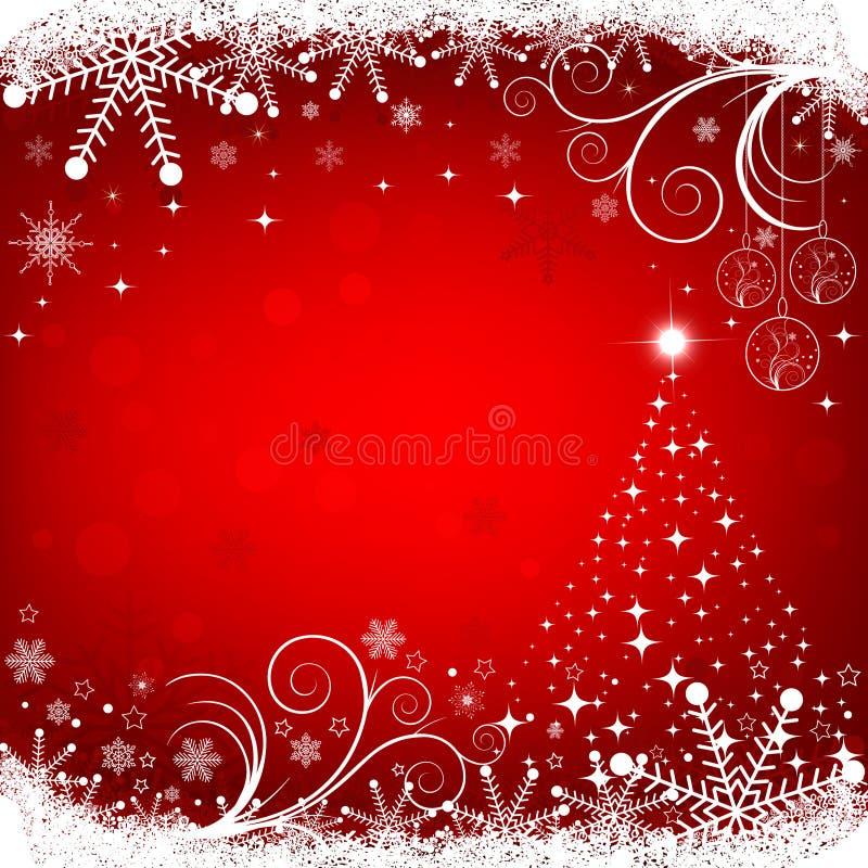 Download Fundo do Natal ilustração do vetor. Ilustração de vetor - 26522396